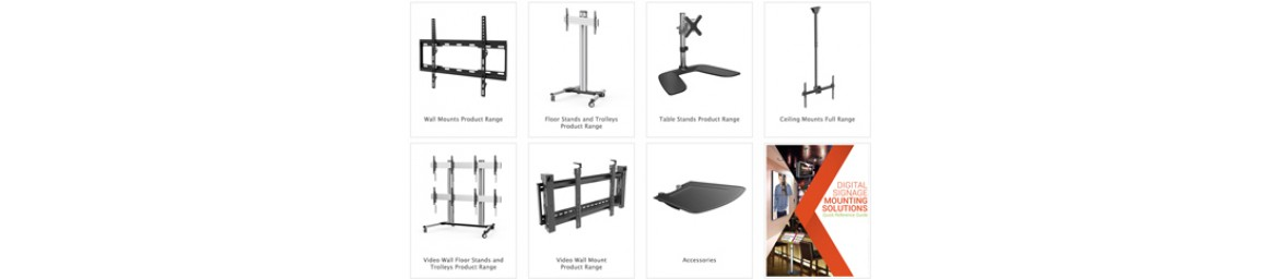 Stands, Mounts & Enclosures