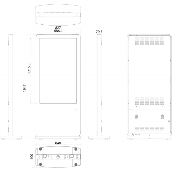 Omnivor L55HD6-T